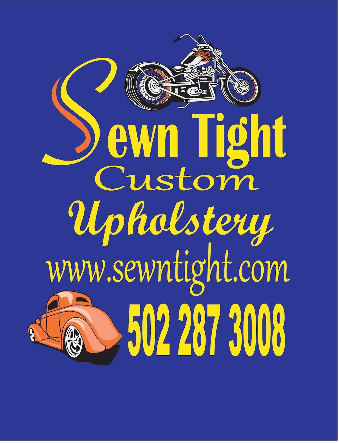 Sewn Tight Upholstery