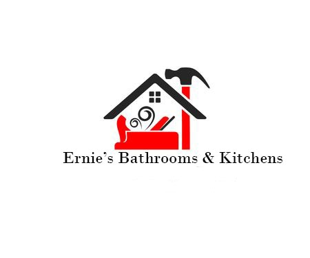 Ernie's bathrooms and kitchens