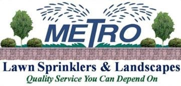 Metro Lawn Sprinklers & Landscapes