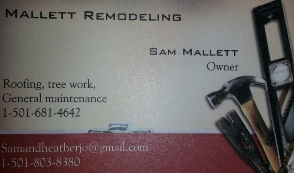 Mallett Remodeling