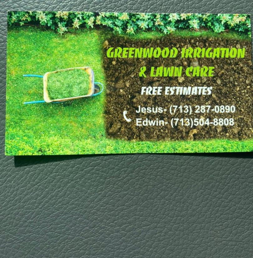 Greenwood Irragation & Lawn Care