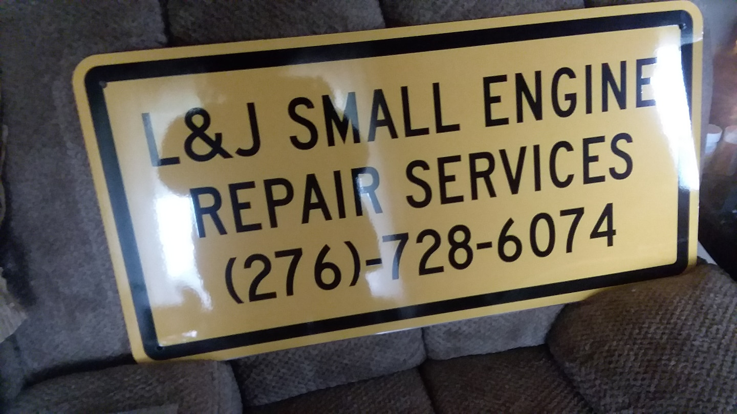 L&J Small Engine Repair Services