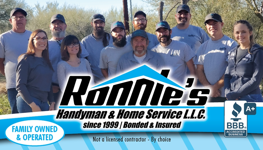 Ronnies Handyman & Home Service LLC