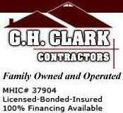 G H Clark Jr Contractors Inc logo