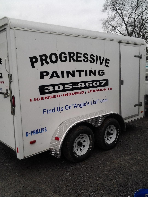 Progressive Painting and Deck Repair