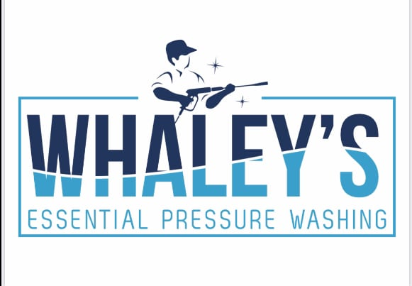 Whaleys Essential Pressure Washing