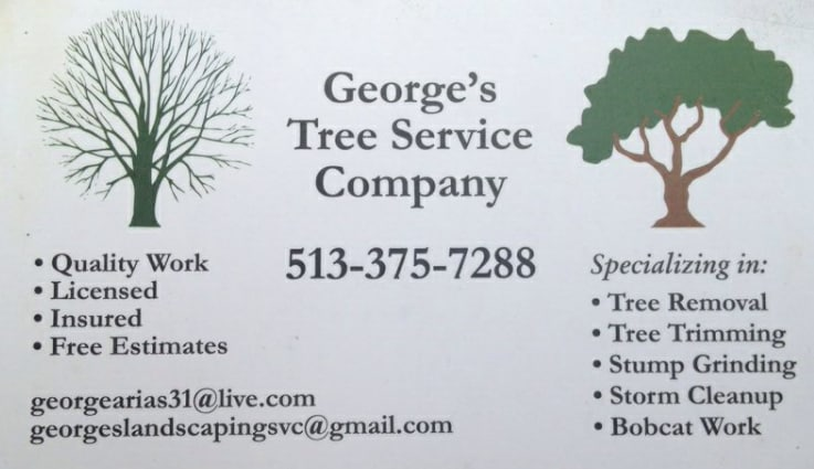 George's Tree & Landscaping Services