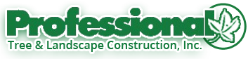 Professional Tree & Landscape Construction Inc logo