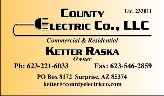 County Electric Co.