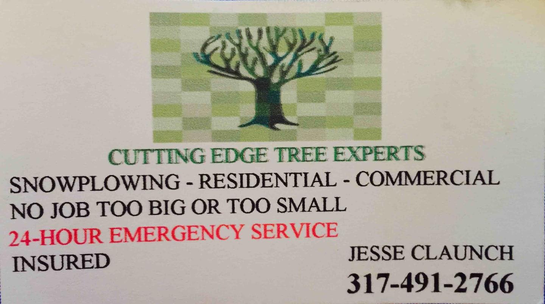 Jesse's Cutting Edge Tree Experts