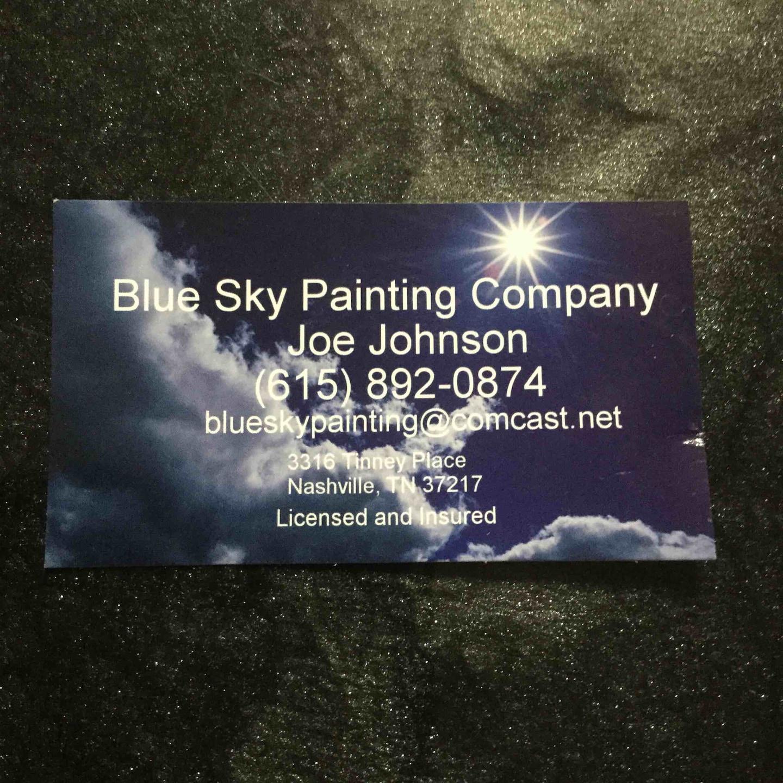 Blue Sky Painting Company