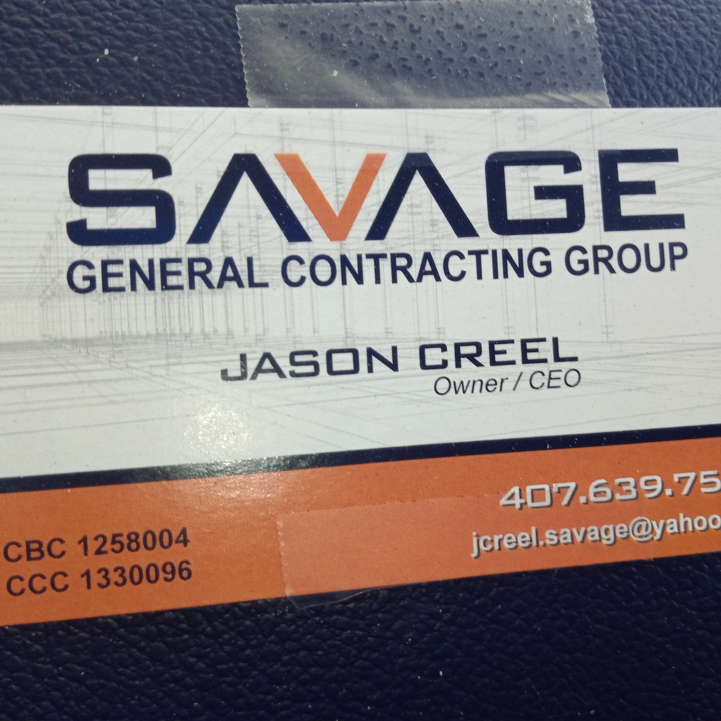 Savage General Contracting Group logo
