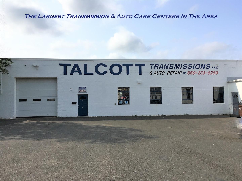 TALCOTT TRANSMISSIONS, LLC & Auto Repair