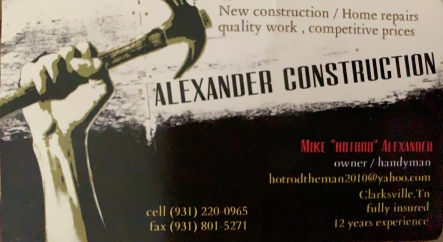 Alexander Construction Co