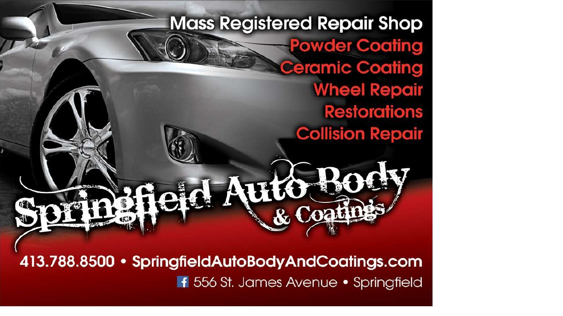 Springfield Auto Body and Coatings
