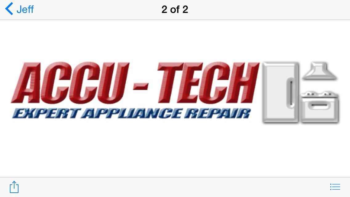 Accu-Tech Appliance Repair