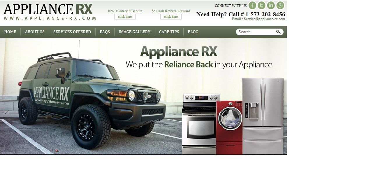 Appliance Rx