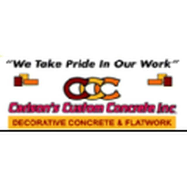 Carlson's Custom Concrete Inc