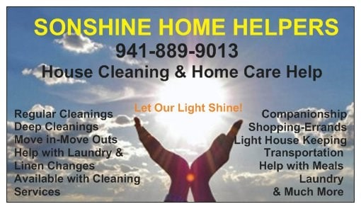 Sonshine Home Helpers