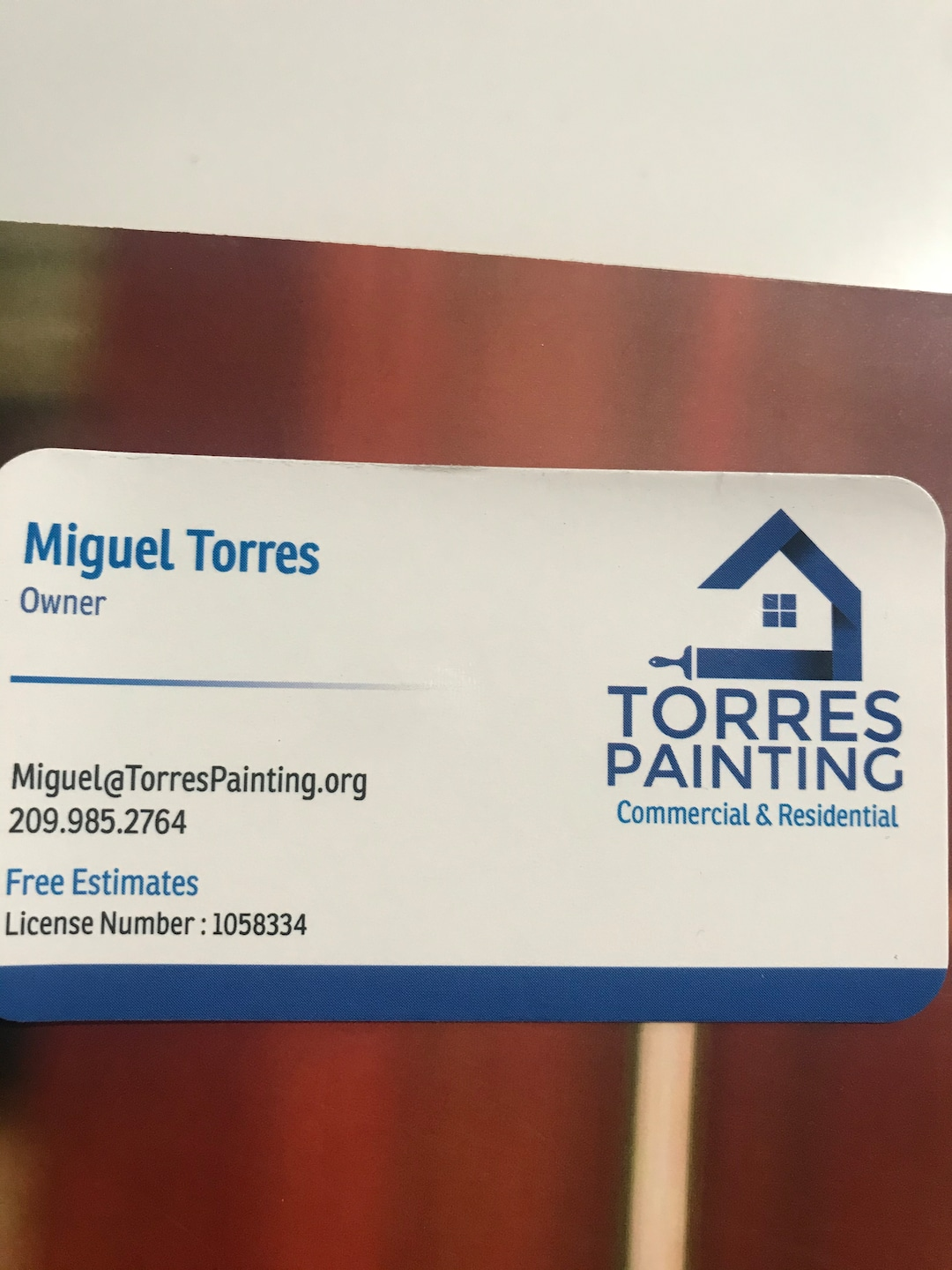 Torres Painting