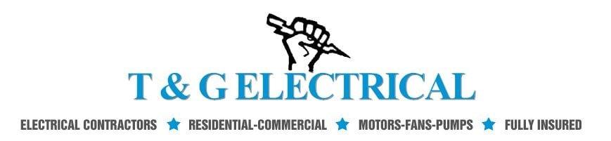 T & G Electrical logo