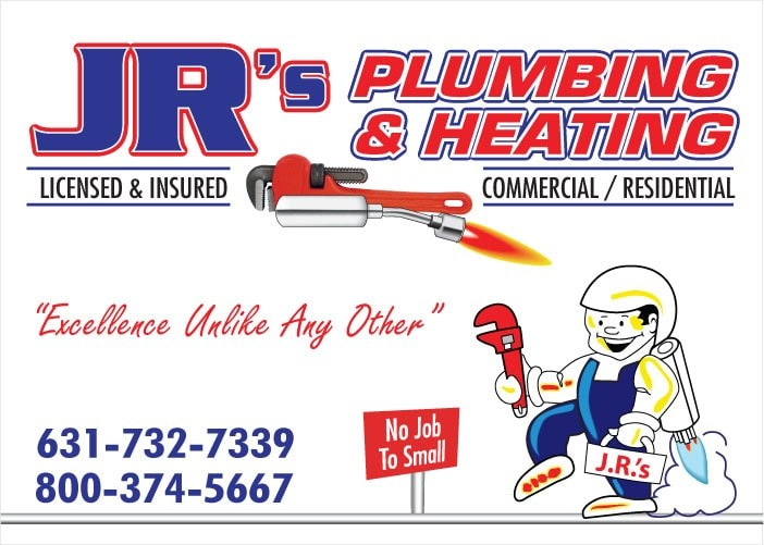 JR'S Plumbing & Heating Inc