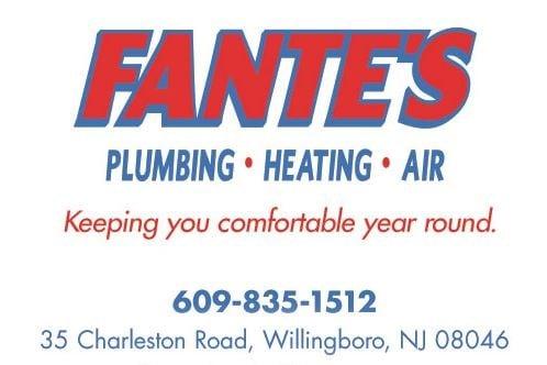 Fante's Plumbing, Heating & Air