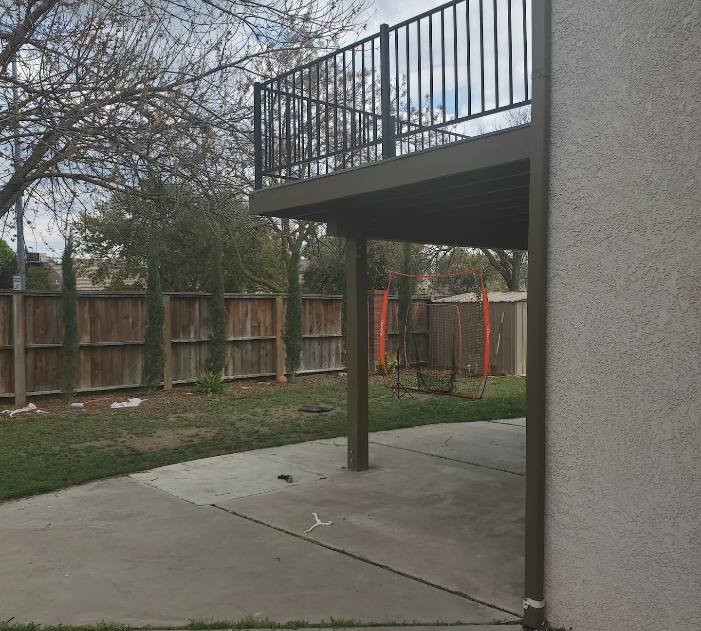 Deck and Stairs Project