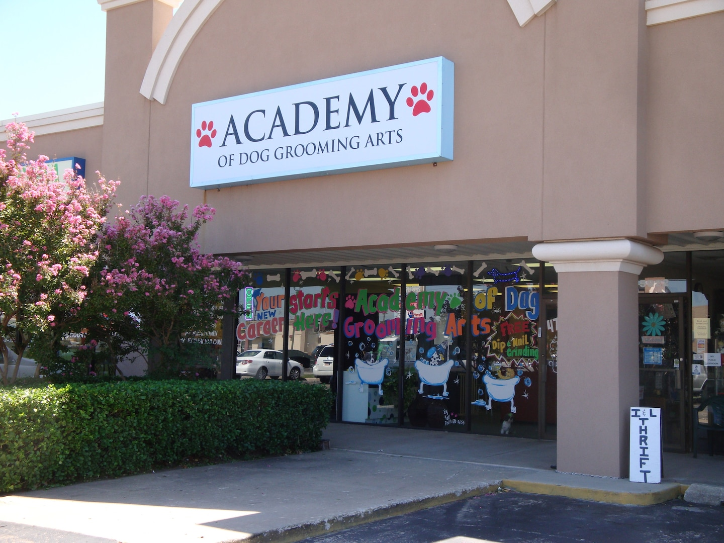 Oklahoma  City Academy Of Dog Grooming Arts