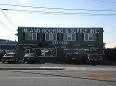 Inland Roofing & Supply, Inc. logo