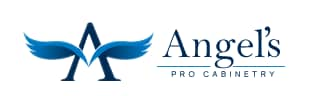 Angel's Pro Cabinetry logo