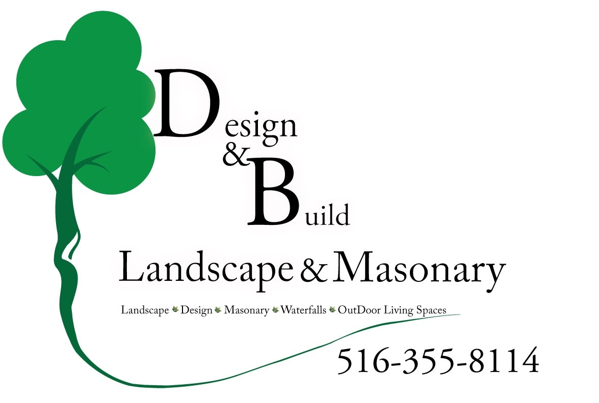 Design and Build landscape