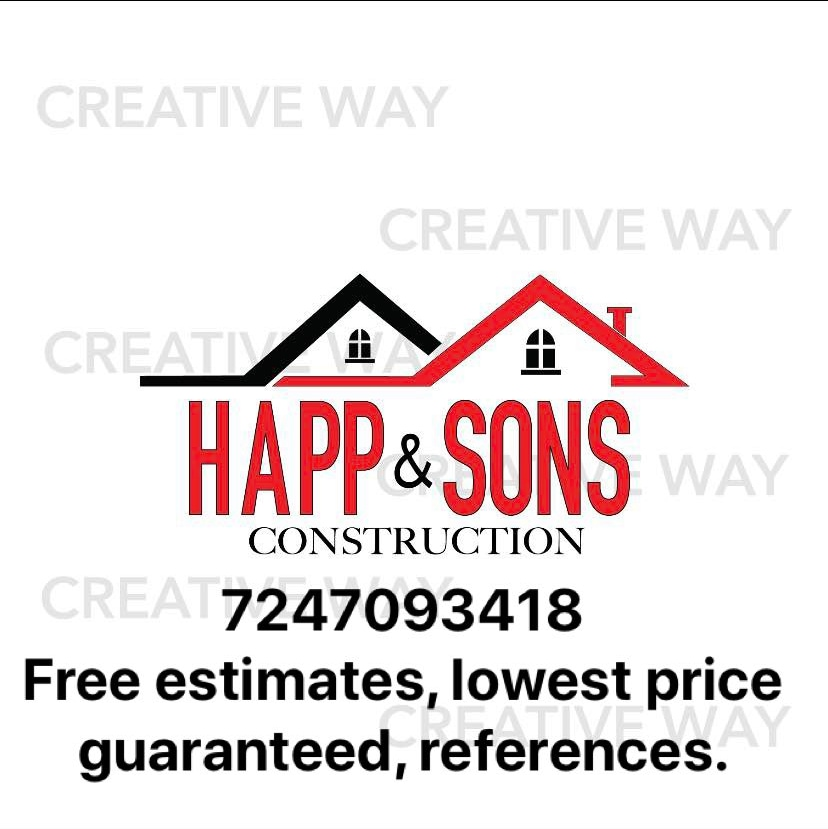 Happ & Sons logo