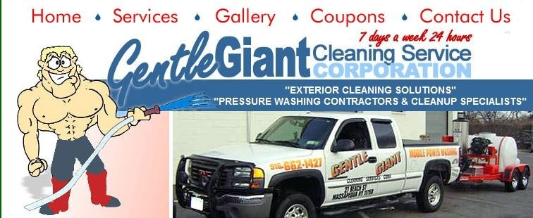 Gentle Giant Cleaning Service Corp