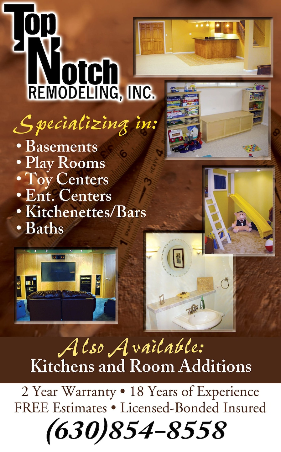 Top Notch Remodeling Inc