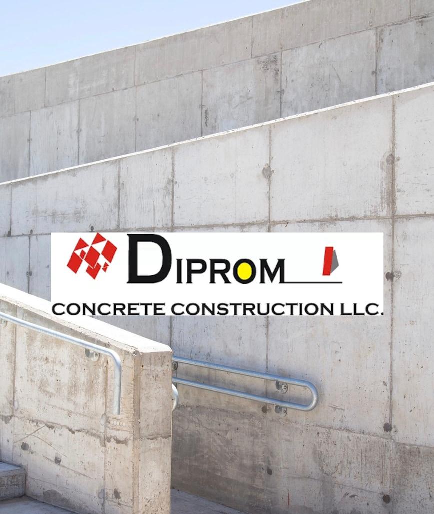 Diprom Concrete LLC