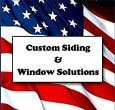 CUSTOM SIDING & WINDOW SOLUTIONS