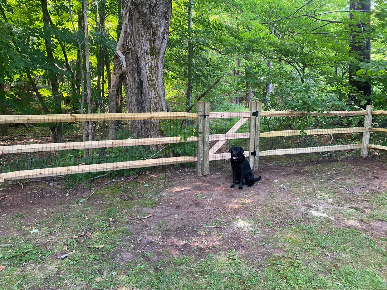 Dog Fence of Hudson Valley