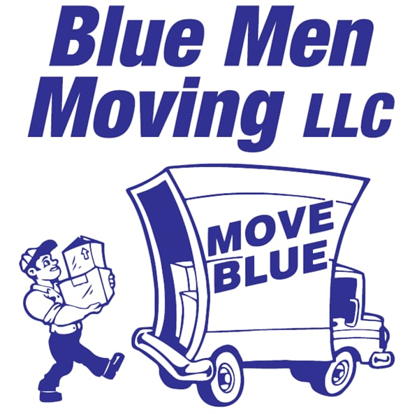 Blue Men Moving Columbus