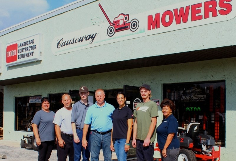Causeway Mower & Lawn Suppliers