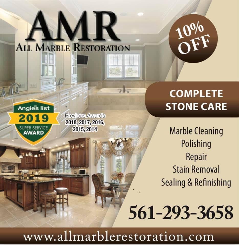All Marble Restoration LLC