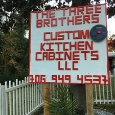 The Three Brothers Custom Kitchen Cabinets