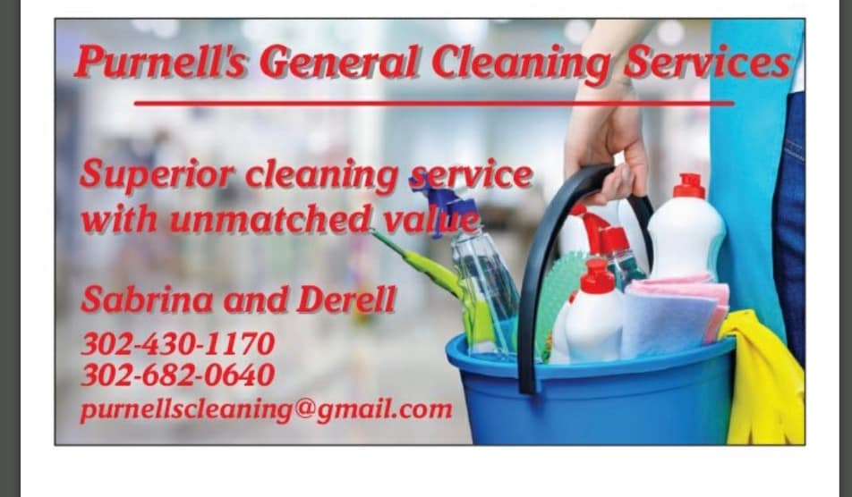 Purnells General Cleaning Services