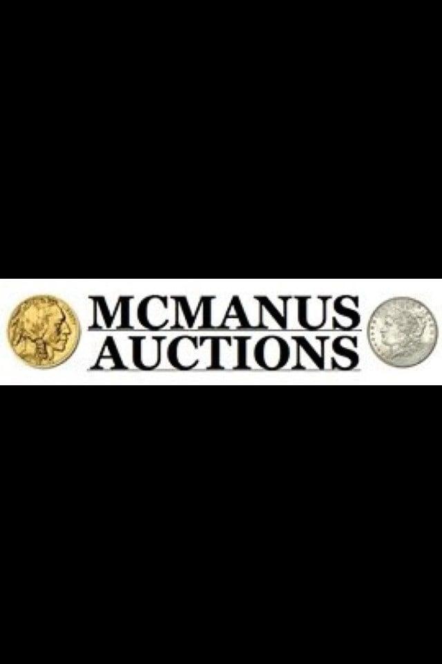 MCMANUS AUCTIONS