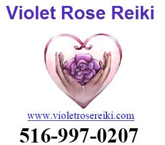 Violet Rose Reiki