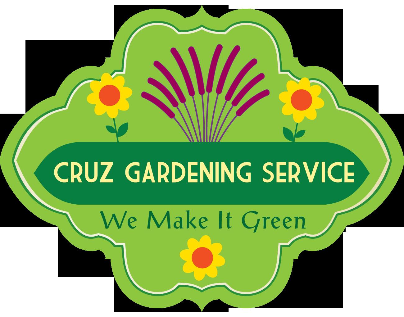 Cruz Gardening Service
