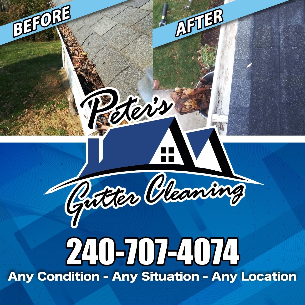 Peter's Gutter Cleaning & More