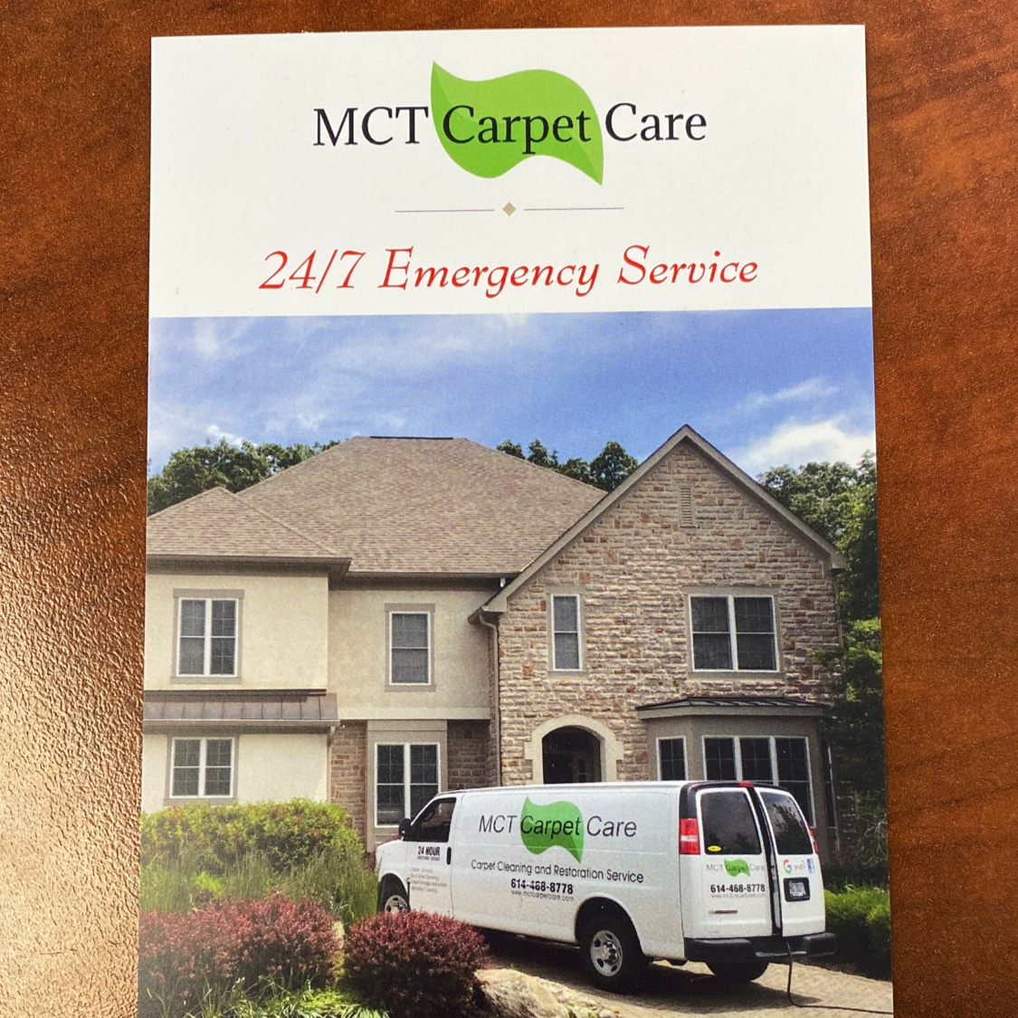 MCT Carpet Care