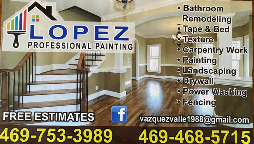 Lopez Professional Painting LLC