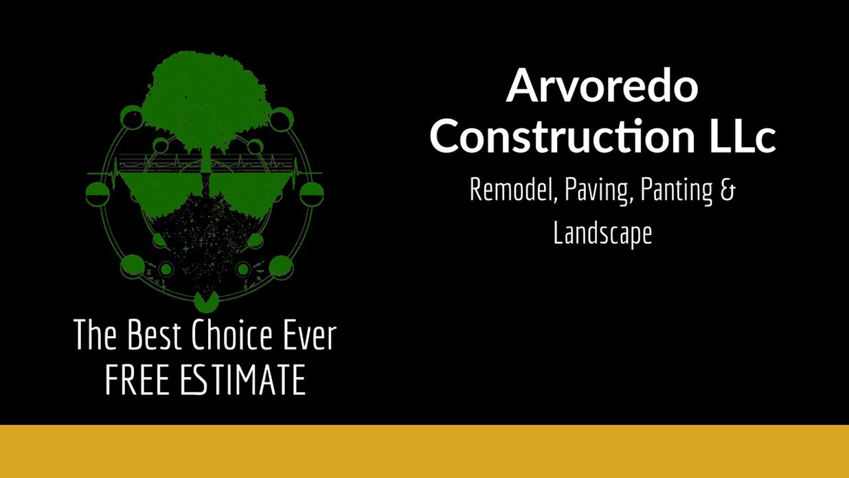 Arvoredo Construction